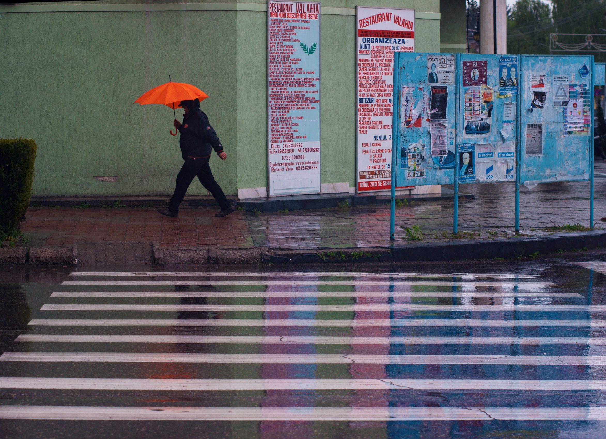 Tirgovista Rain