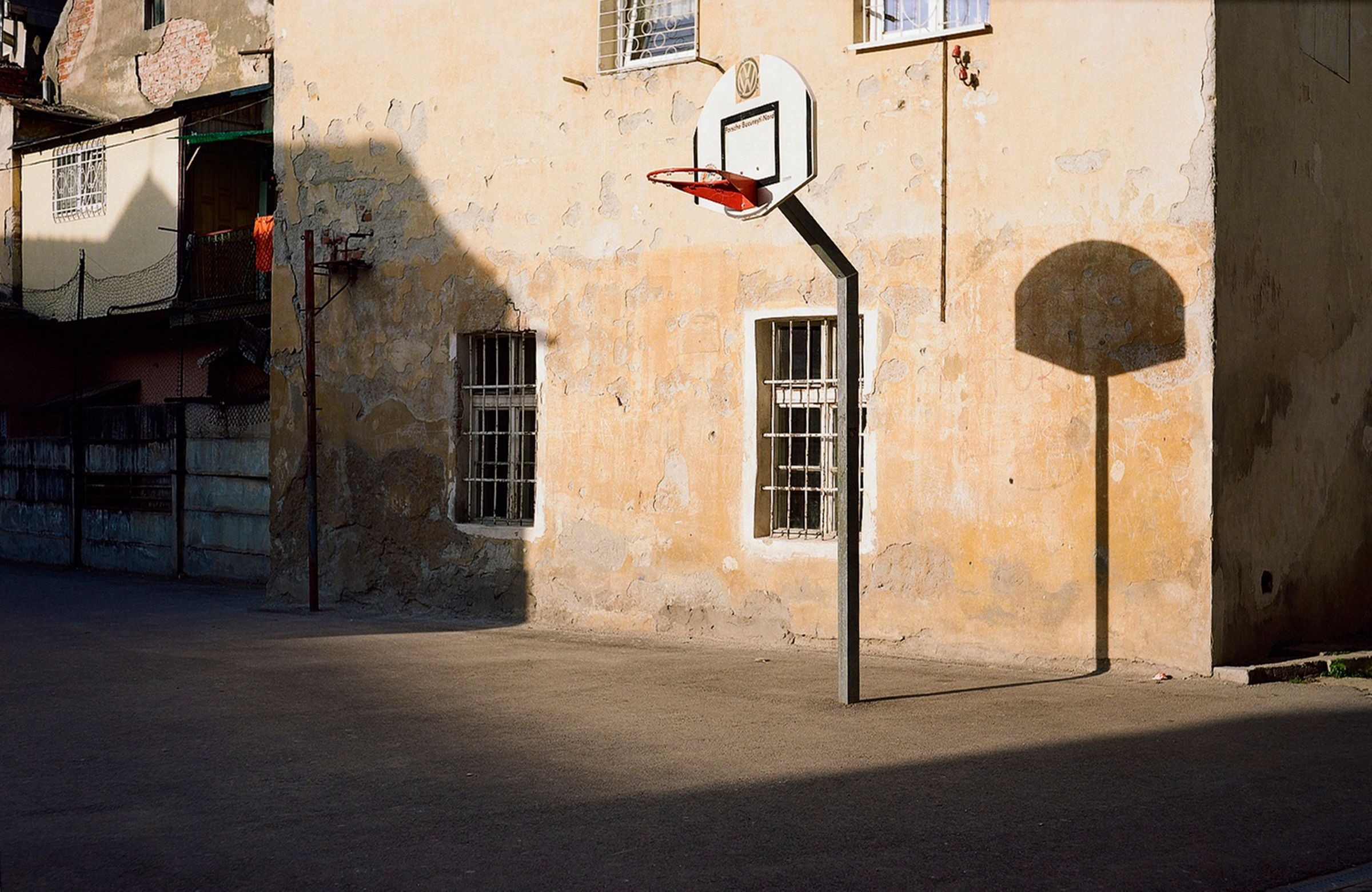 Basketball Court, Brasov