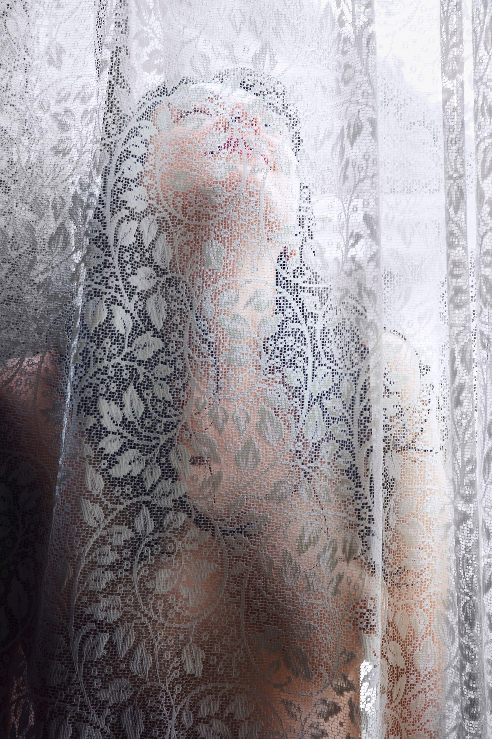 Veiled Nude, California