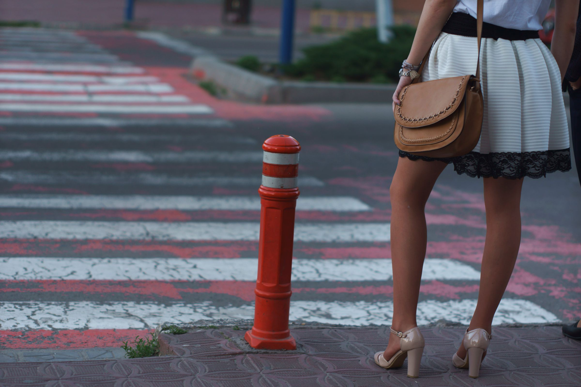 Legs at Crossing, Tulcea