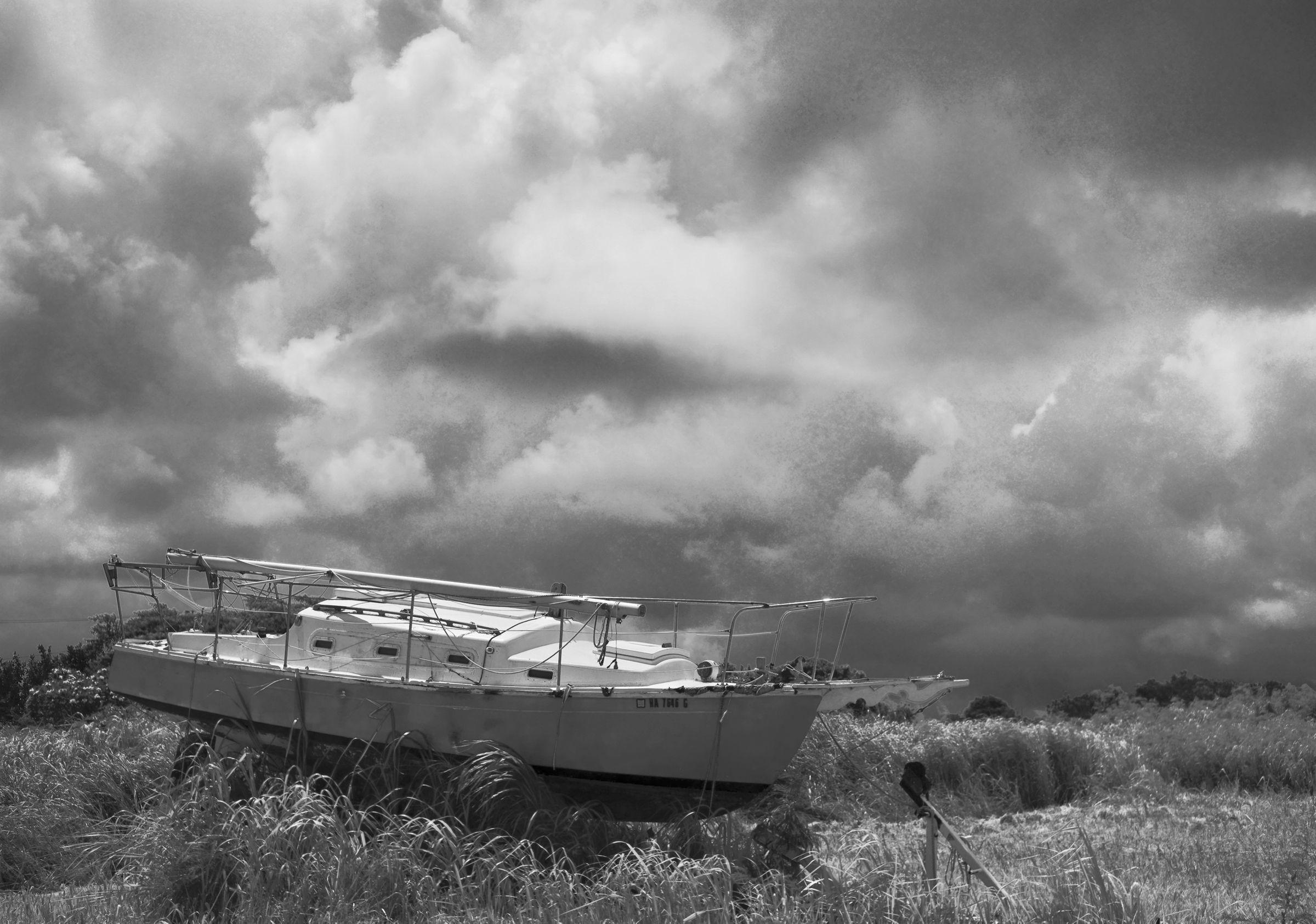 Stormy Seas, Kauai