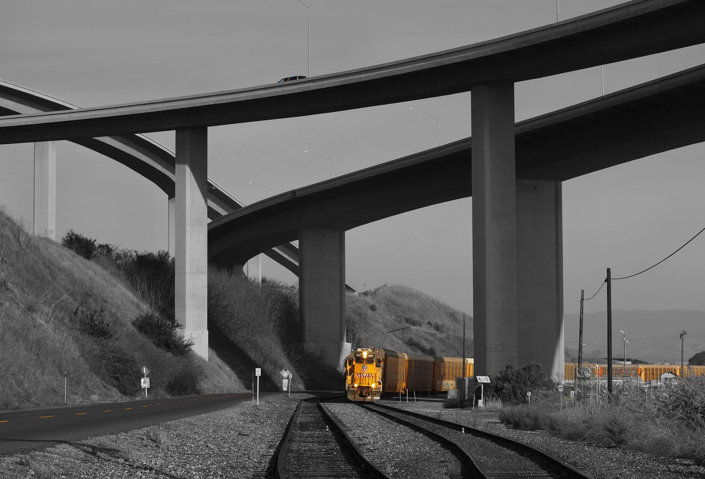 Pacific Union Train, Benicia, CA