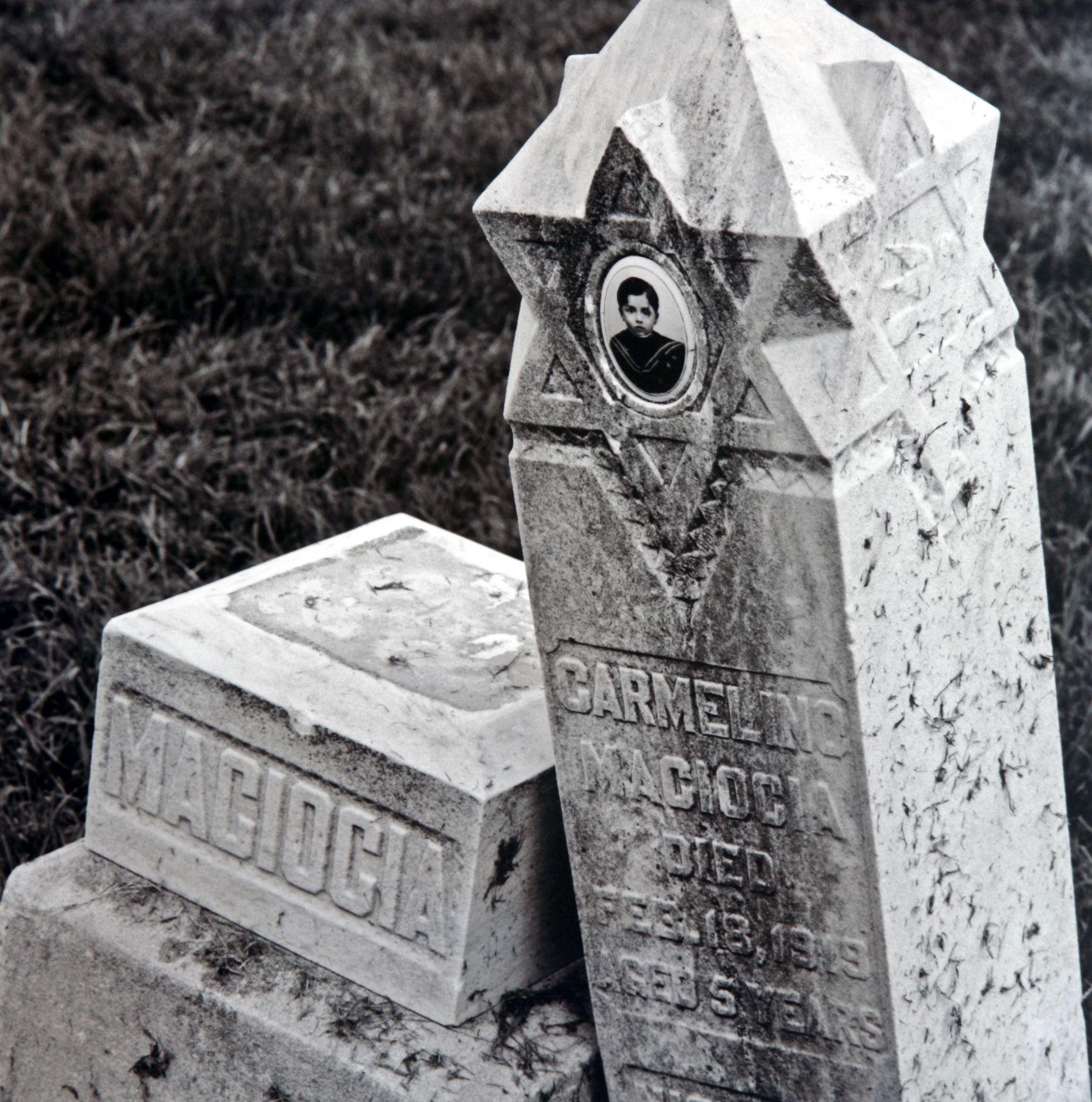 """""""Carmelino Maciocia"""", St Louis, 2005"""