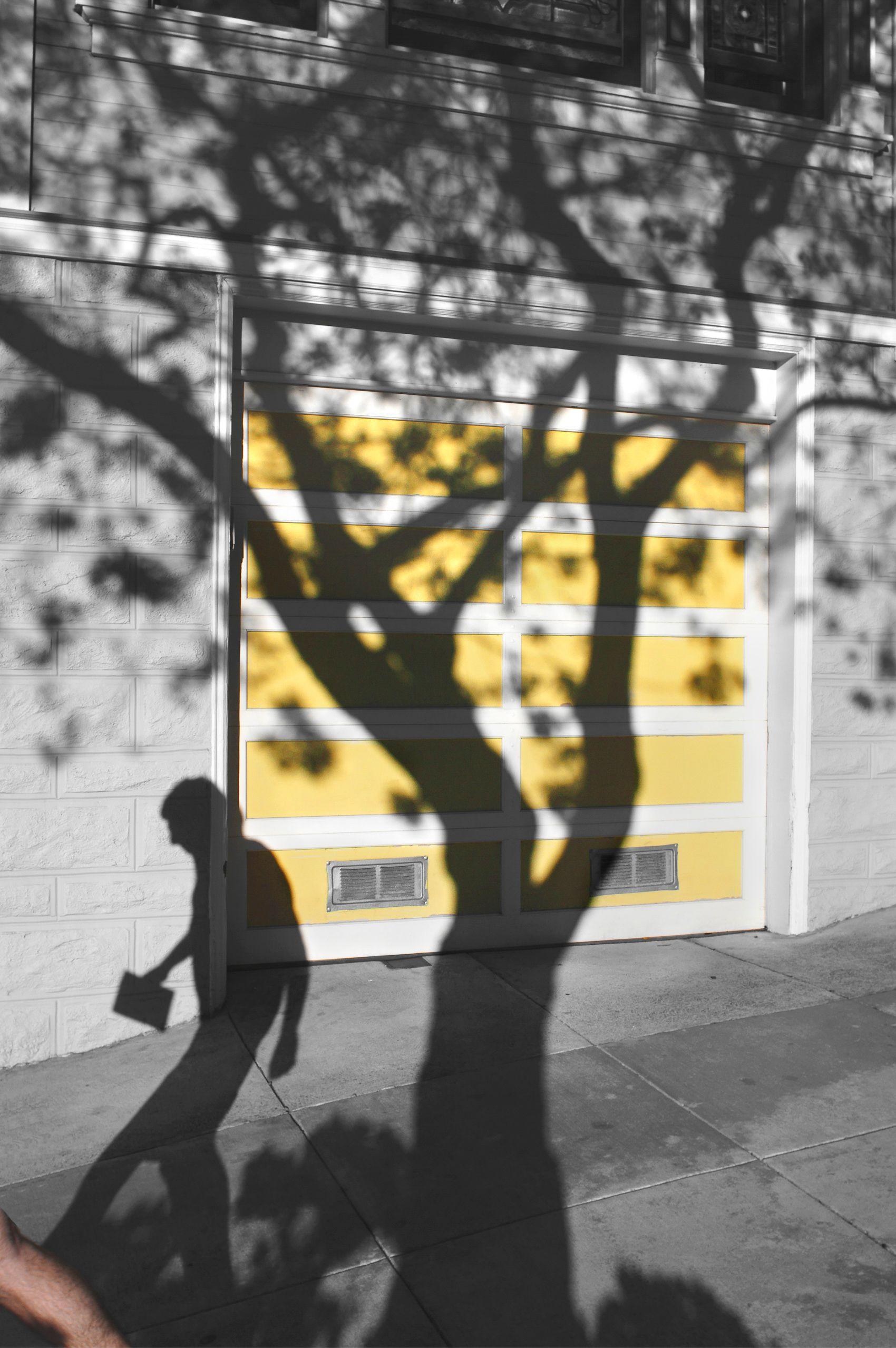 Dolores Shadow, San Francisco