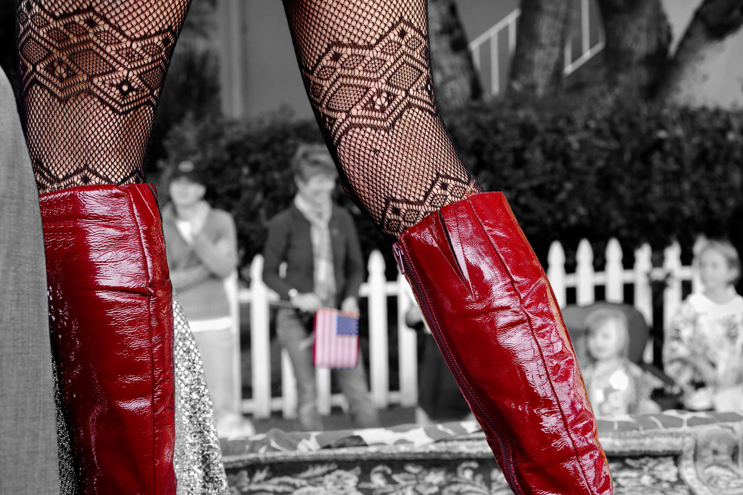 Red Boots, Mill Valley, CA