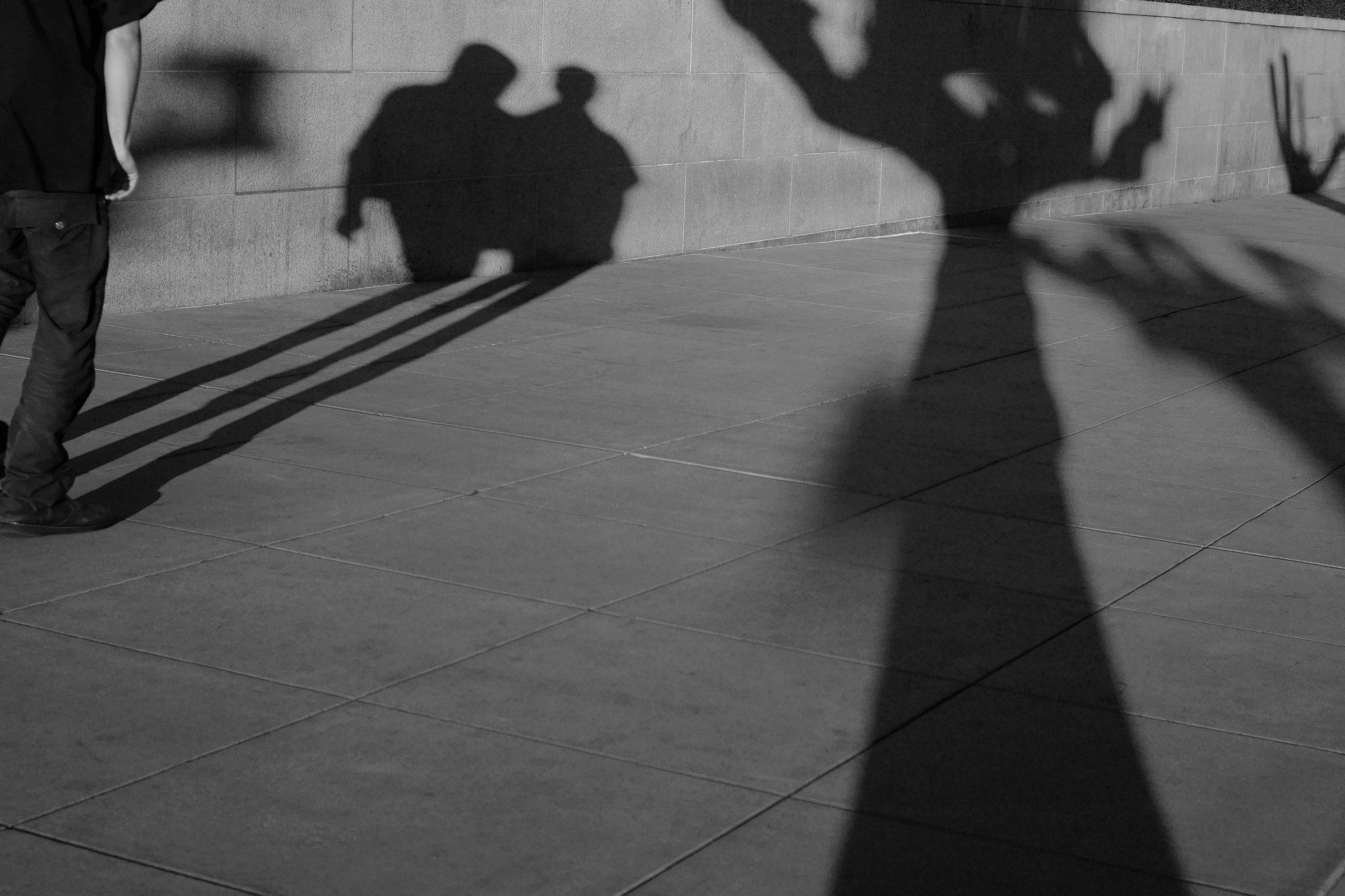 Parisian Shadow