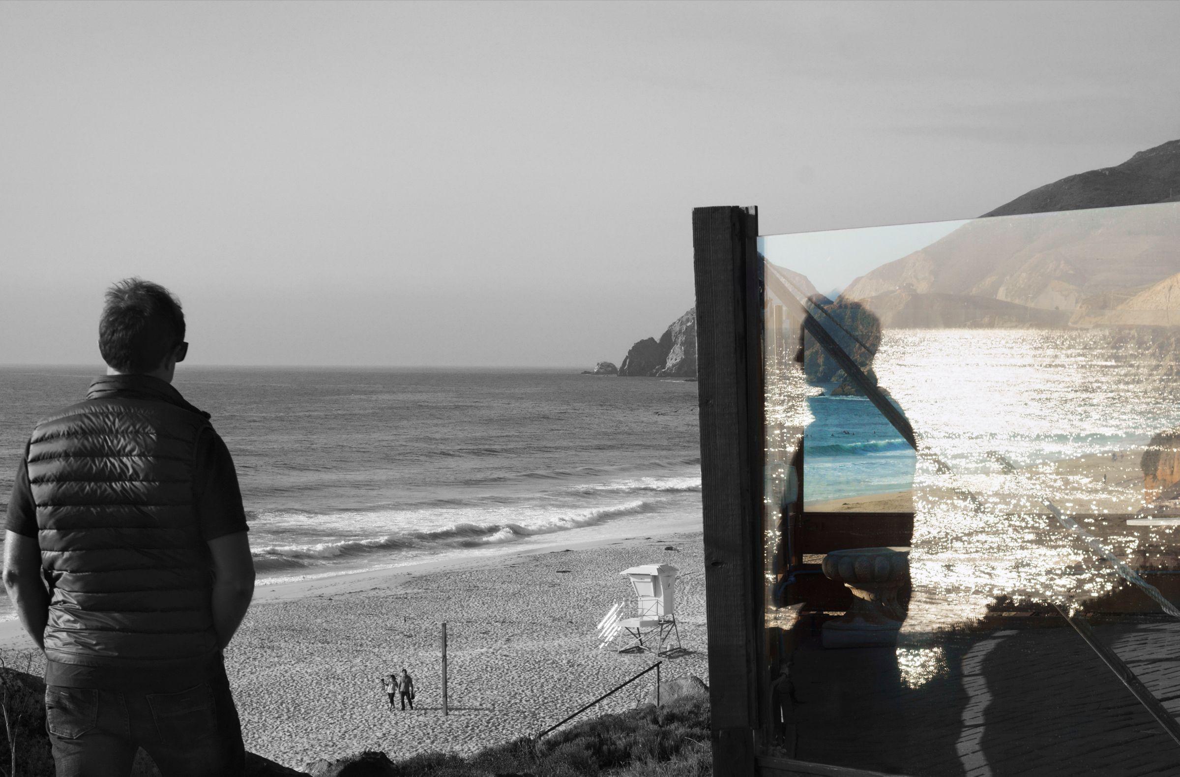 Between 2 Worlds, California