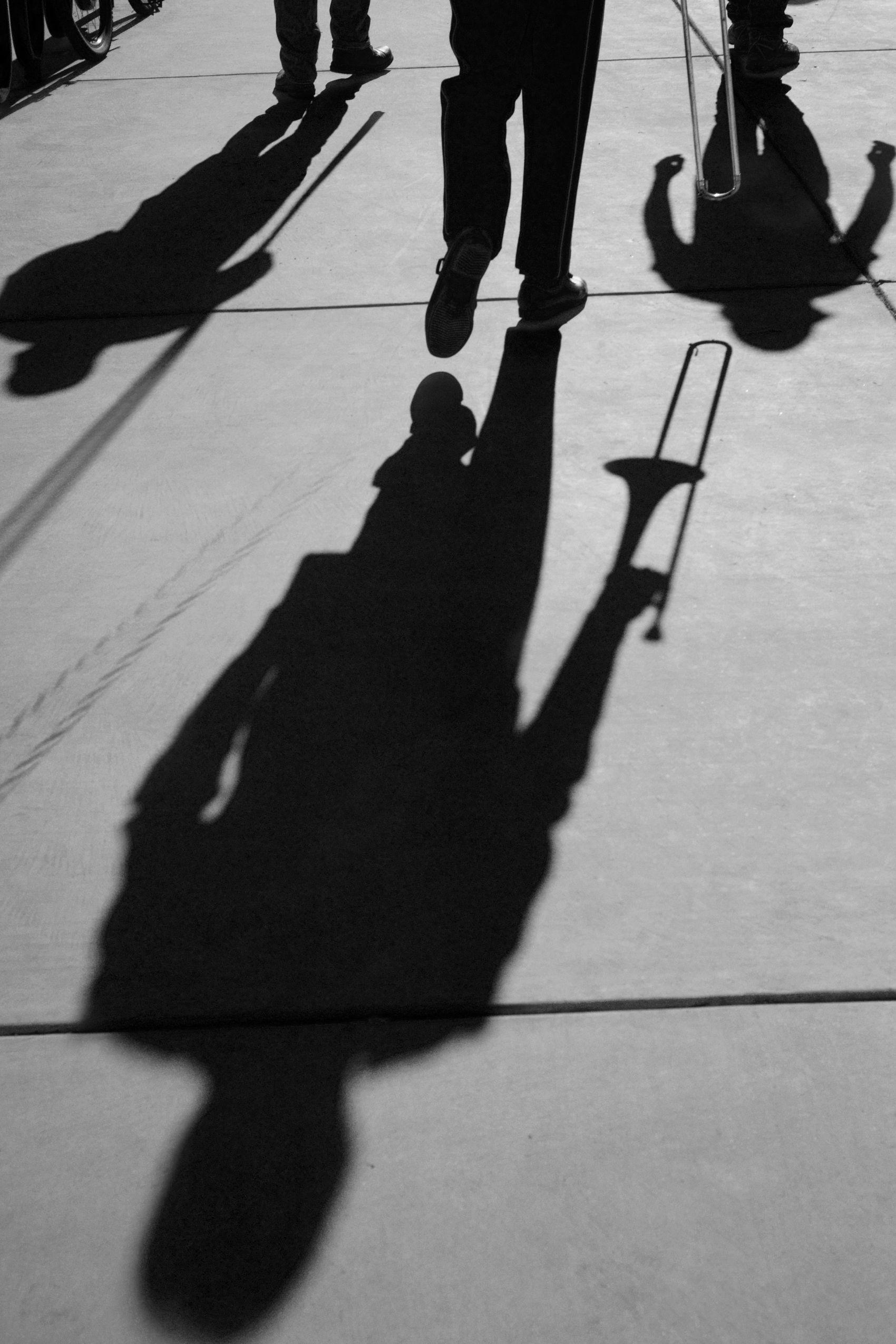 Trombone Shadow