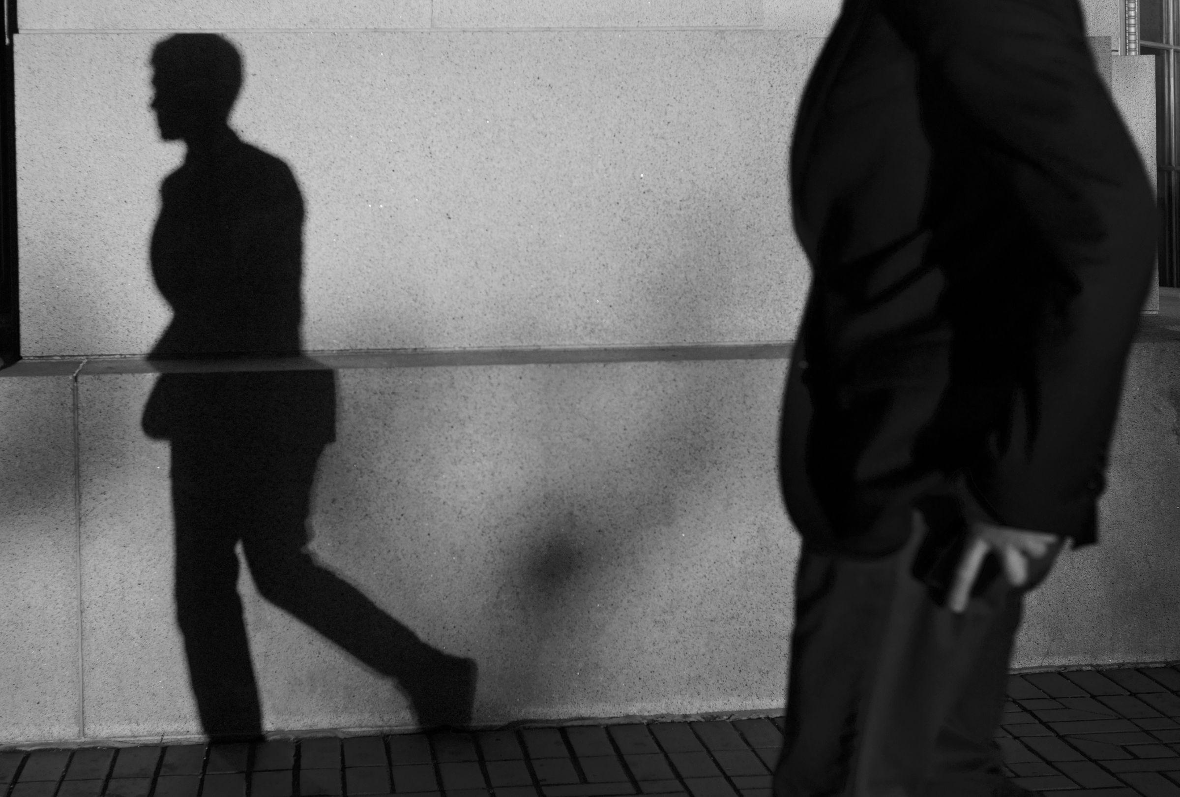 Beautiful Man Shadow