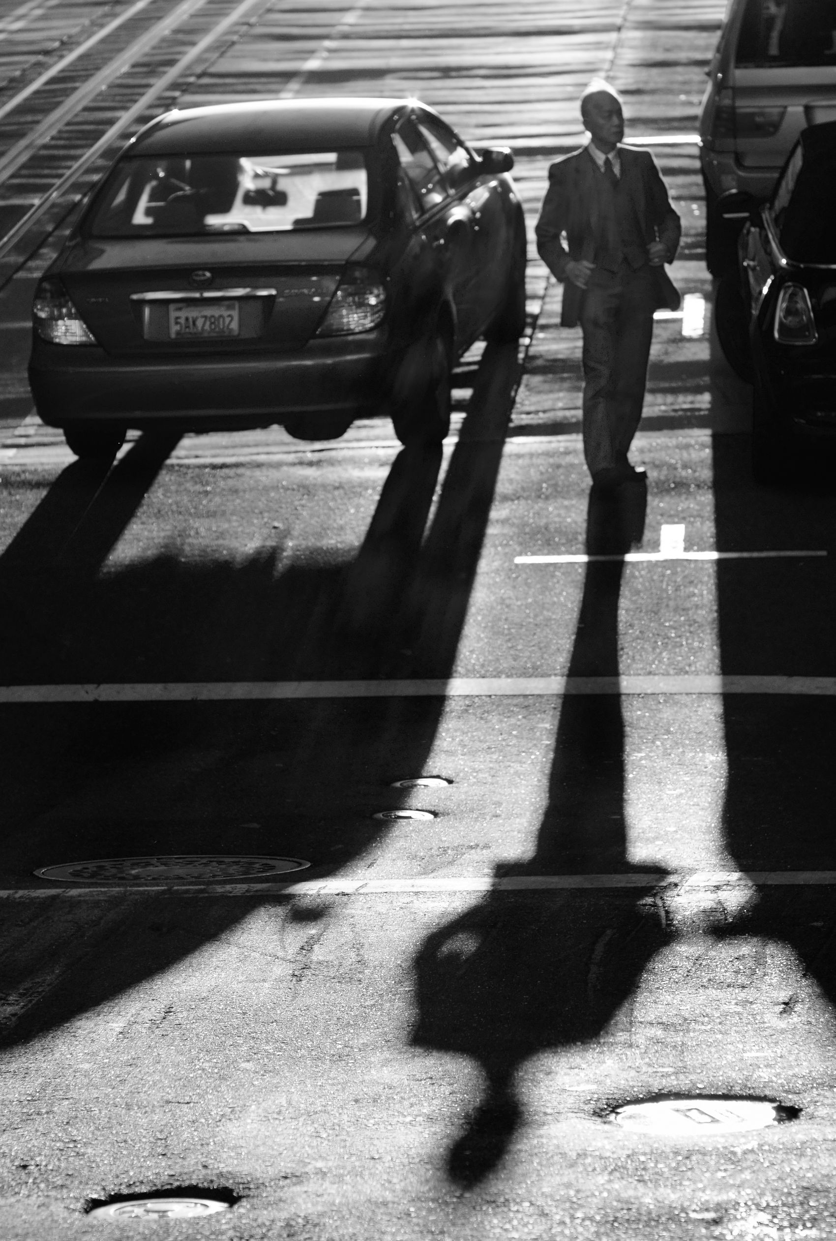Oscar Shadow
