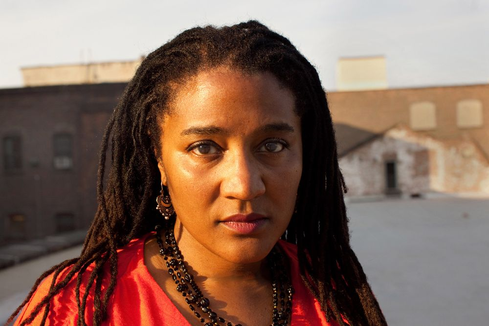 Lynn Nottage   Pulitzer Prize Winner Playwright  'Ruined'