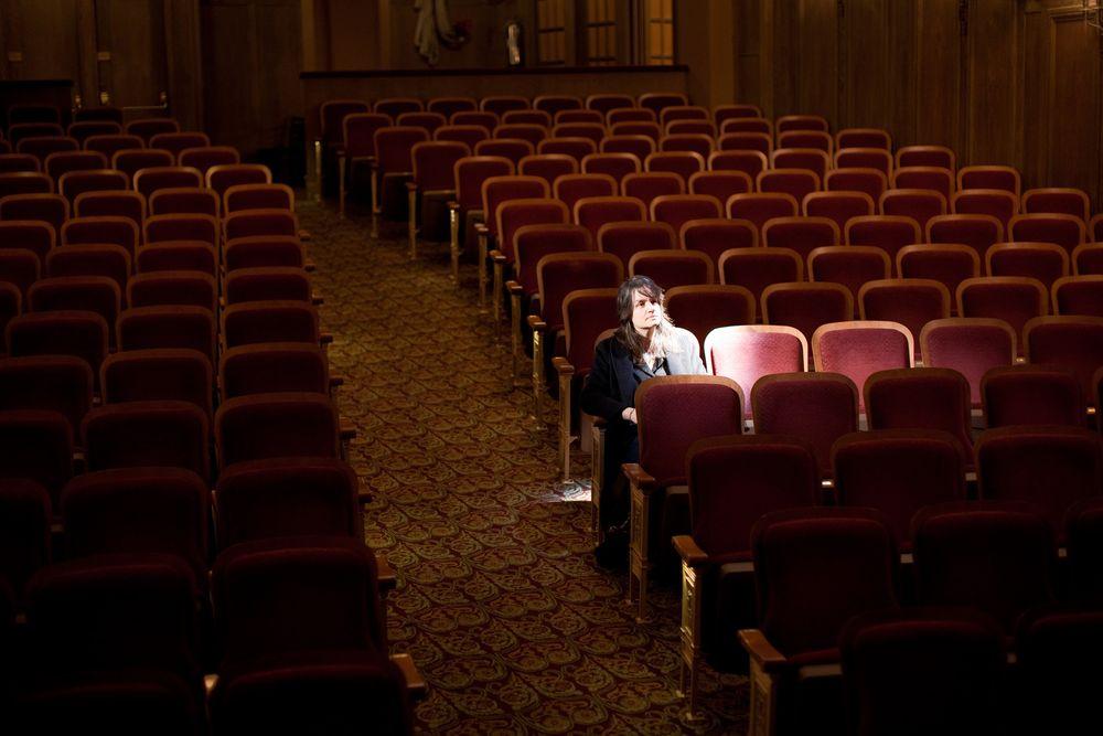 Pam MacKinnon   Broadway Director   Broadway Booth Theater