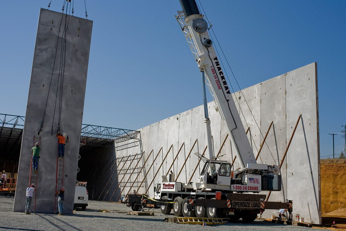 Oldcastle  precast concrete