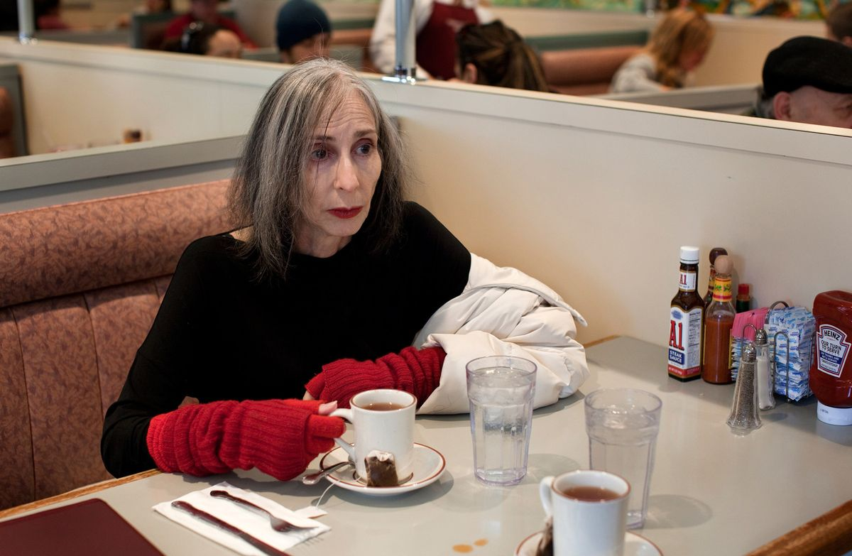 Deborah Eisenberg   Short-Story Writer,  Actor, Recipient of a MacArthur Fellowship and a PEN/Faulkner Award for Fiction