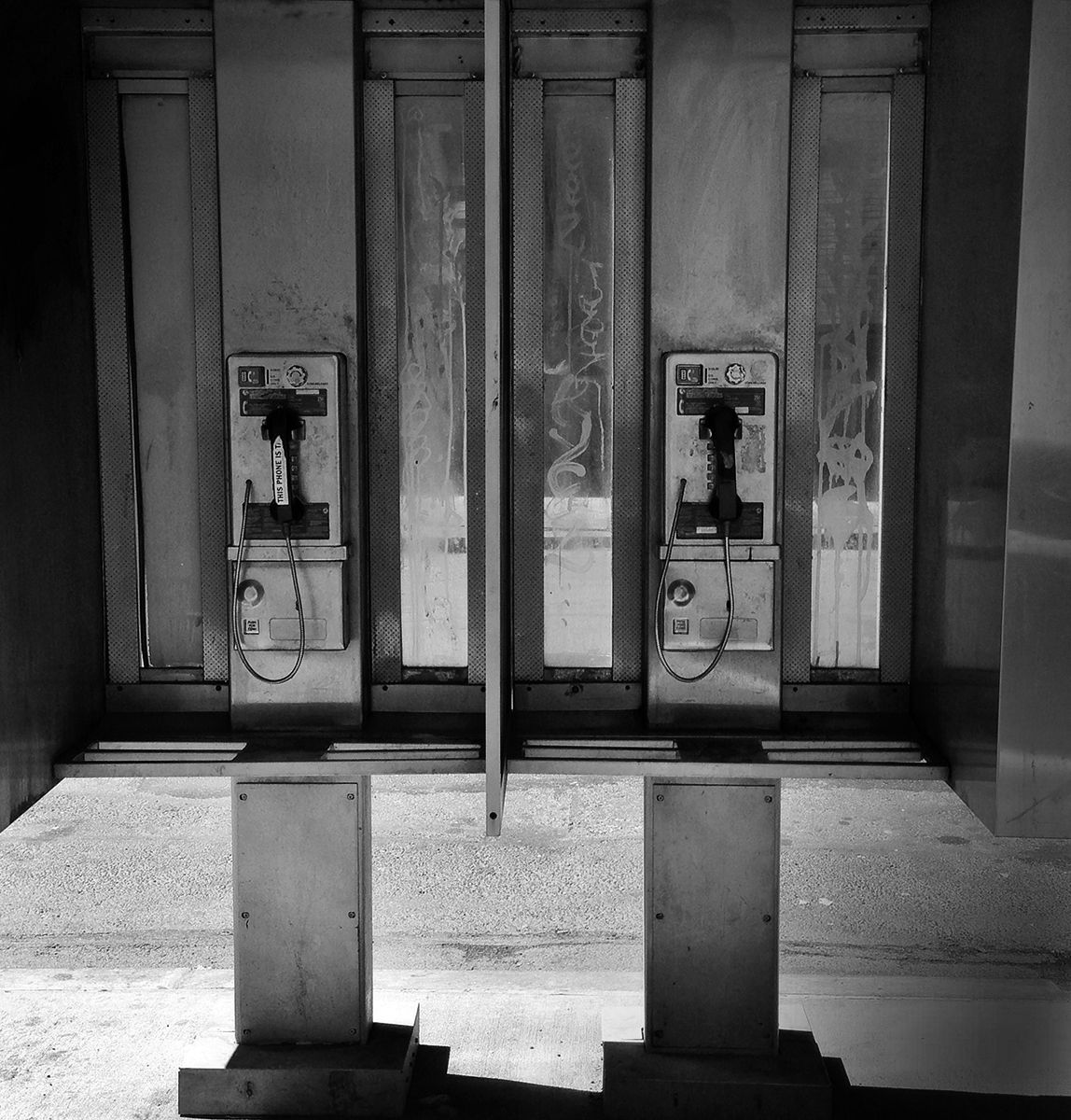 Phone Booth, NYC