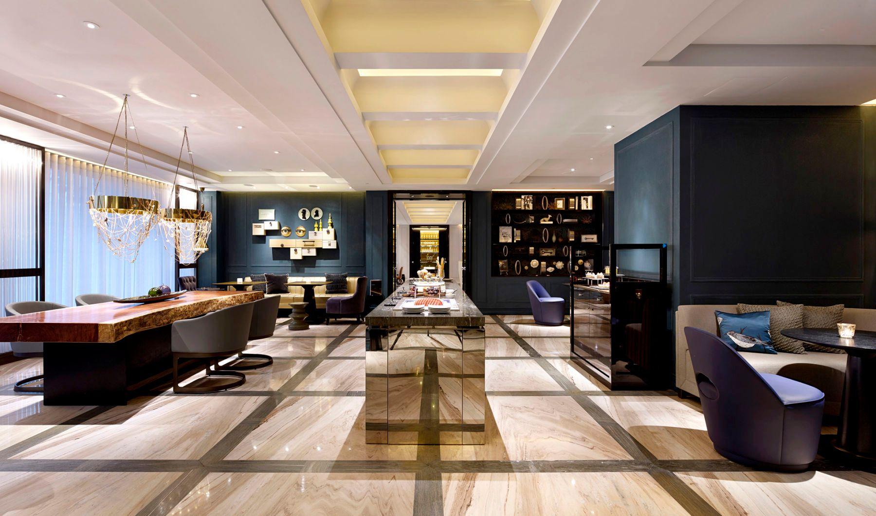 W Lounge, W Guangzhou, China