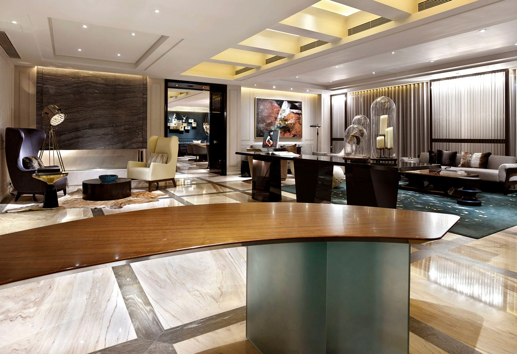 W Lounge, W Hotel Guangzhou, China