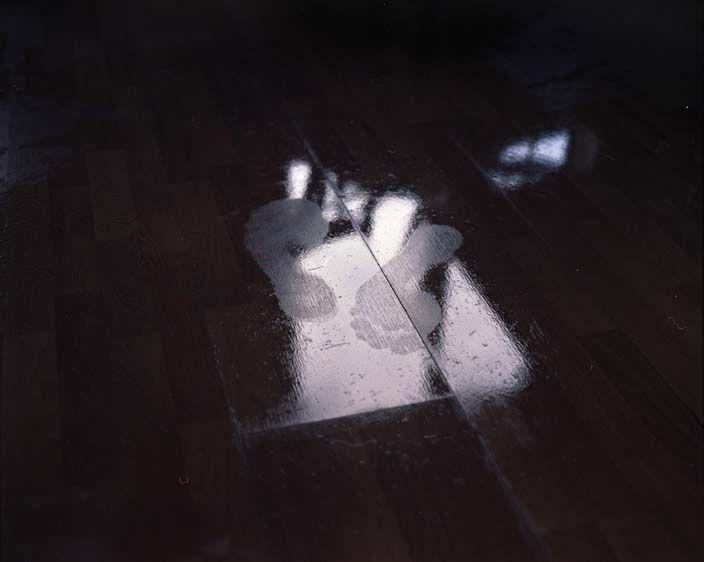Energy Trace, Feet, 2007.