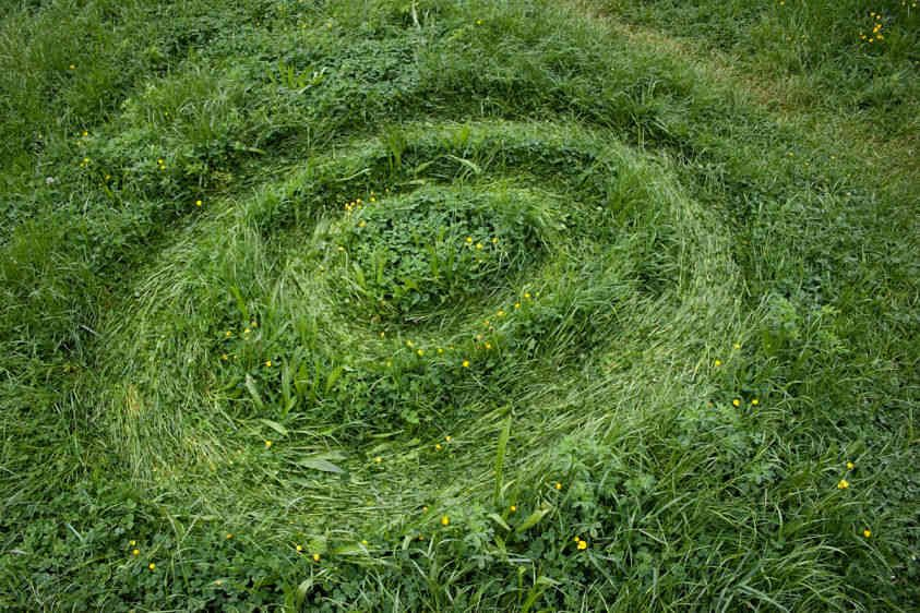 Energy Trace VI, 28 Calorie Spiral, 2008.