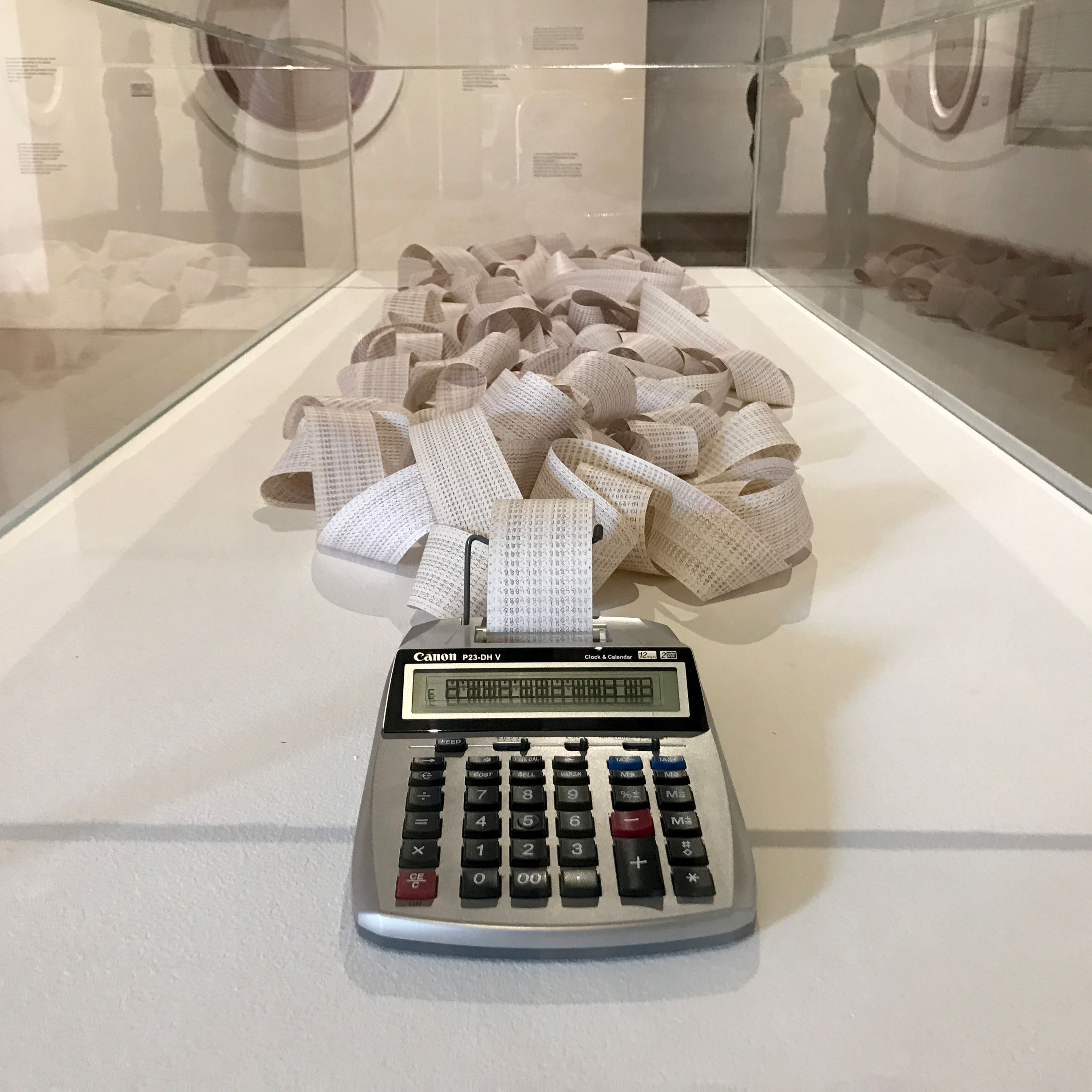 Mathematical Anagrams Installation