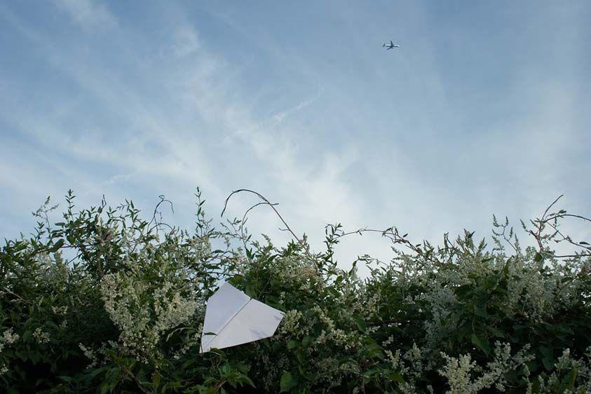 Essay for Flying I, London, 2007.