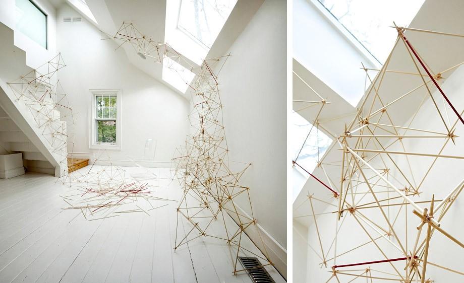 Casey Brooke Levy Installation