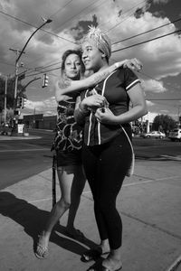 TWO WOMEN-TUCSON, ARIZONA