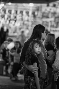 GIRL AT FAIR-PIMA,ARIZONA