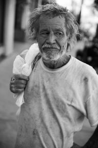 MAN ON STREET-TUSCON, ARIZONA