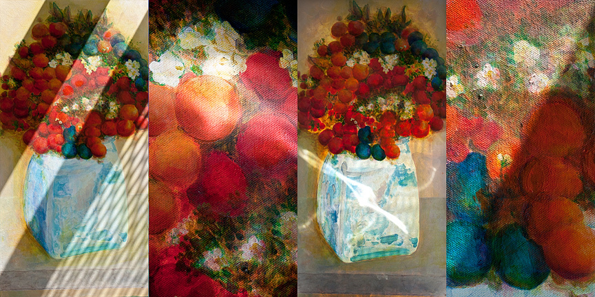 Nature in a Crystal Vase, 2013