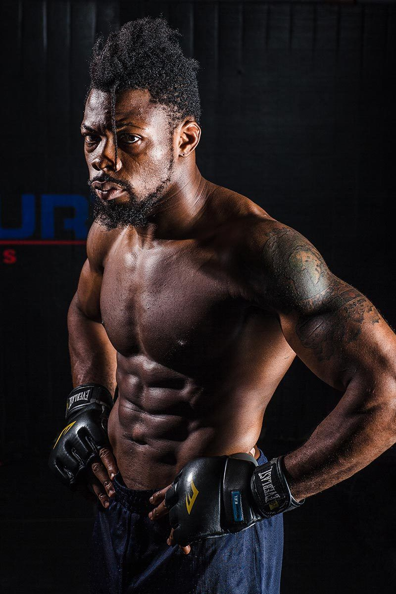 Oluwale Bamgbose, UFC Fighter