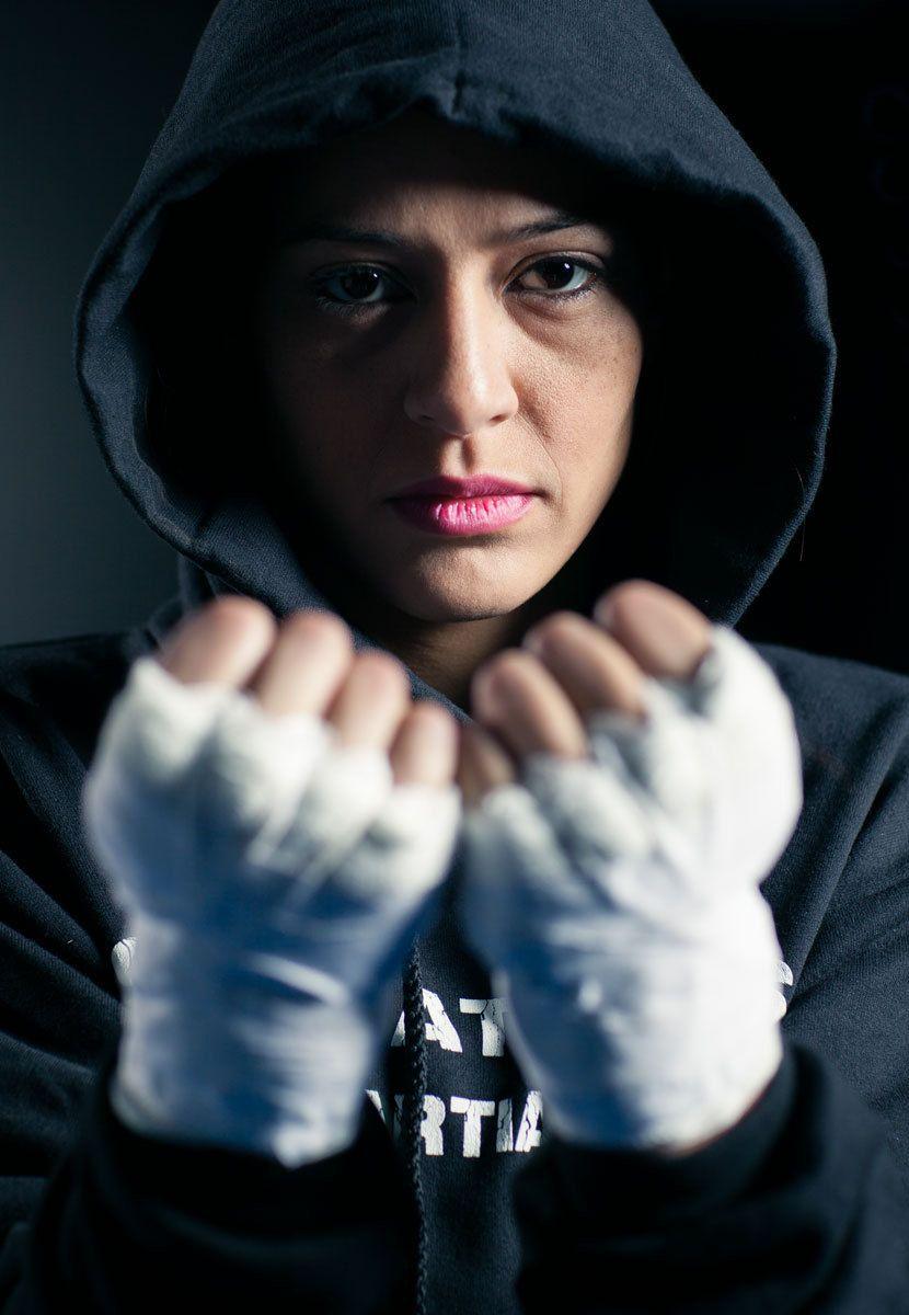 """Katalina """"Kick-Kat"""" Morales"""