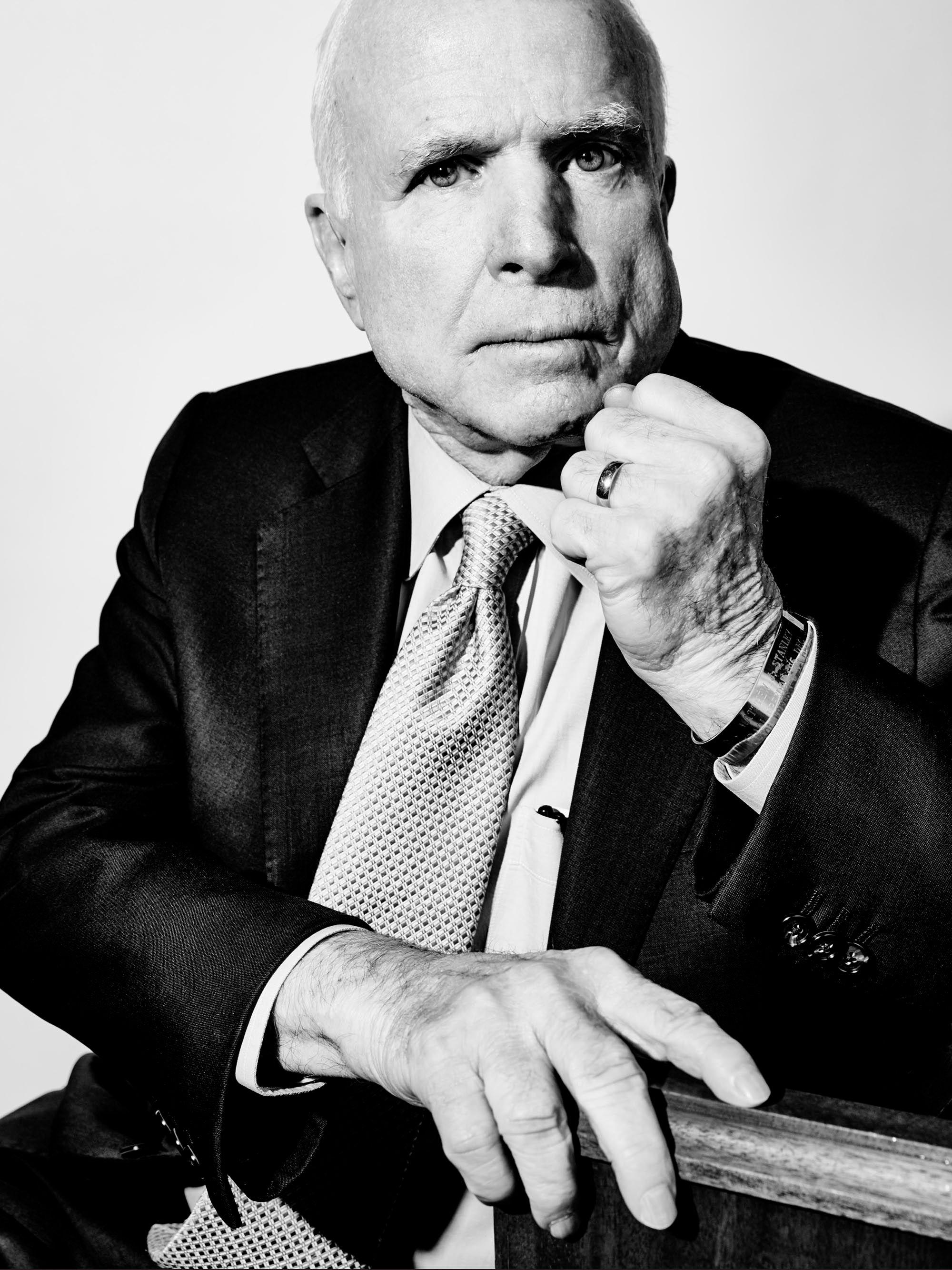 Sen John McCaine