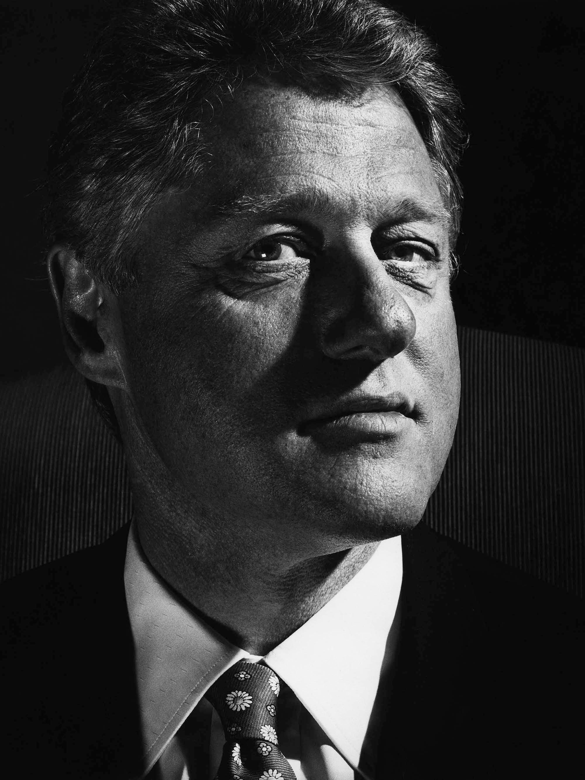 Pres Bill Clinton