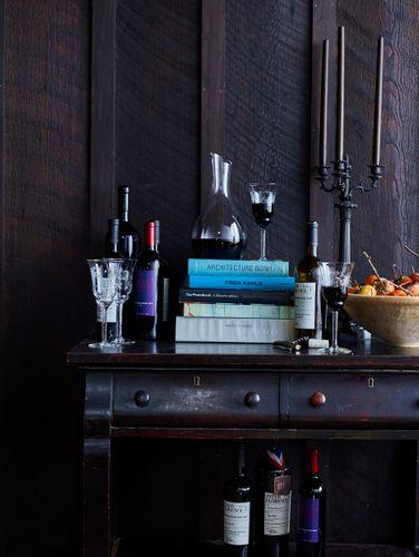 Thanksgiving, Wine