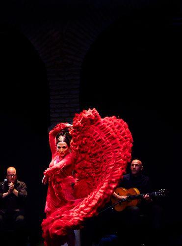 Museo Del Baile Flamenco, Seville, Spain. Flamenco Museum MT 7320 Seville
