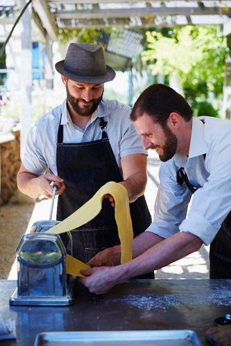 Danelle Jarzynski Prep A140617 Williams Sonoma My Open Kitchen Fall 2014