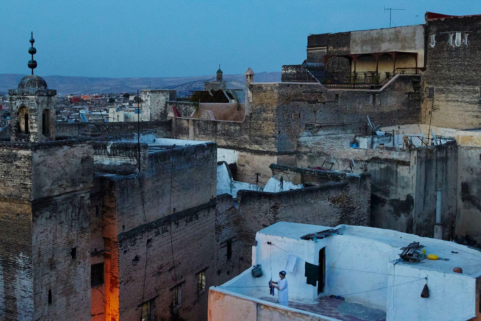 Riad Idrissy, Fez. Medina
