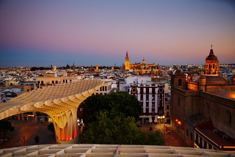 Metropol Parasol (Las Setas) Plaza De La Encarnacion, S/N, 41003, Sevilla, Spain. MT7320