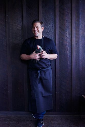 Tyler Florence, Chef, Chicken, HEN