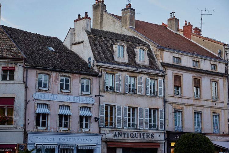 Scenics & Landscapes of the Beaune City Centre   A151106 WSOK   The Cooks Atelier   Beaune, France