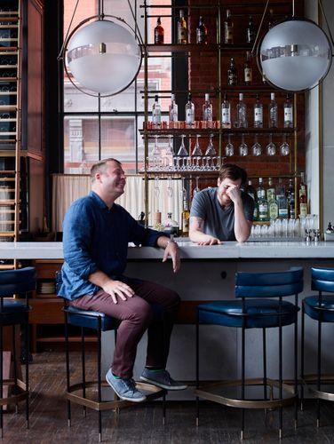 Grae Nonas + MIchael Fojtasek, John Kernick