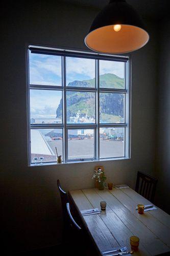 A150713_Iceland Victoria Eliadottir. Westerman Islands. Slippurinn restaurant