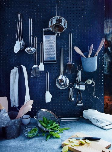 Pegboard A140224 Williams Sonoma Open Kitchen 2014