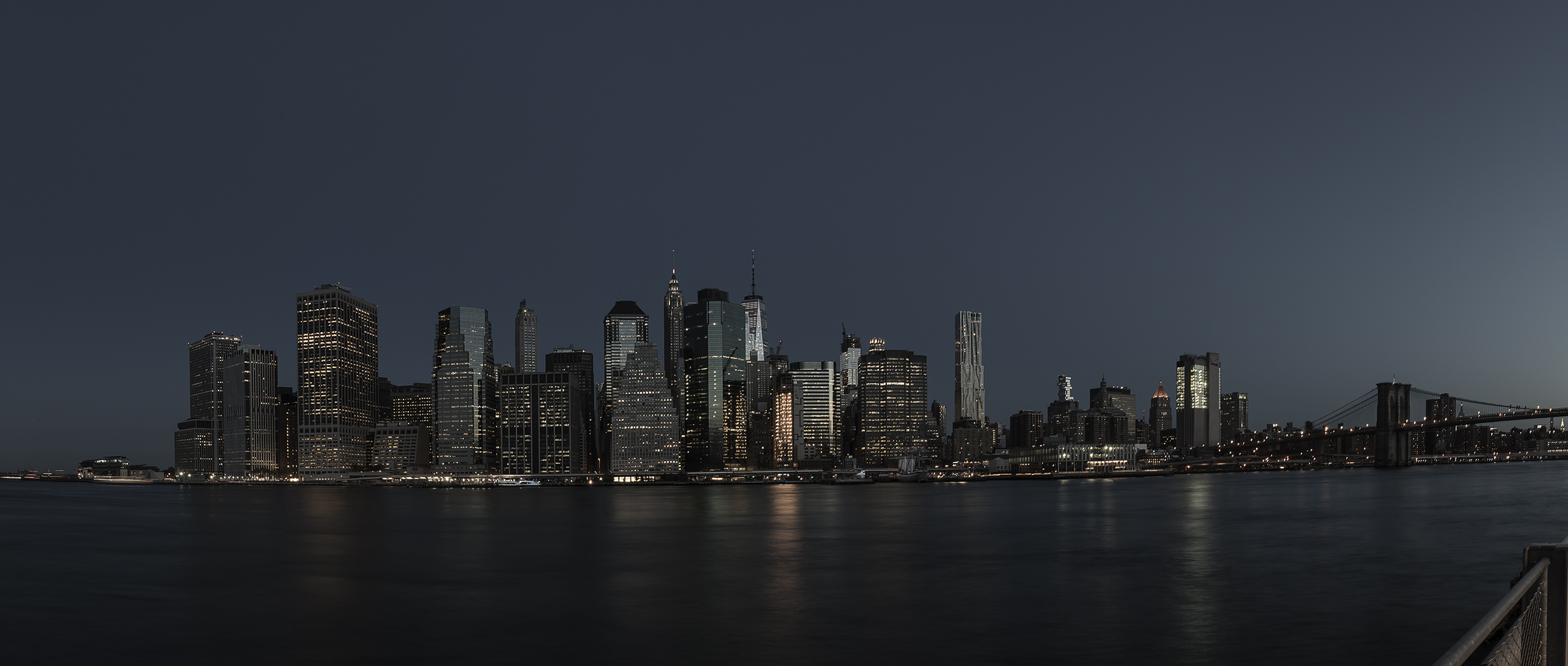 _NYC Blue Hour
