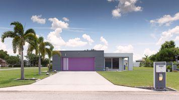 Domicile Element  Garage Elevation