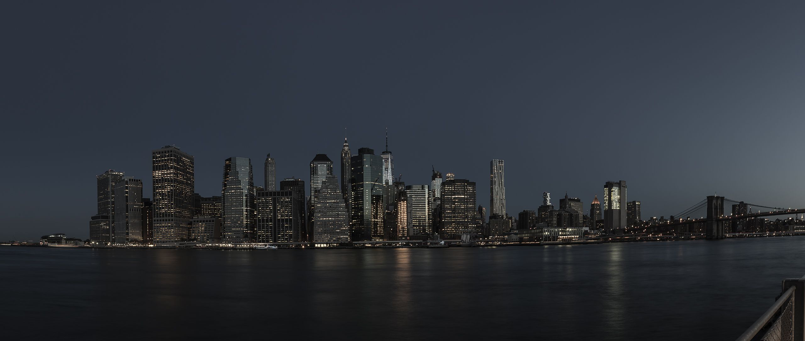 _NYC Blue Hour