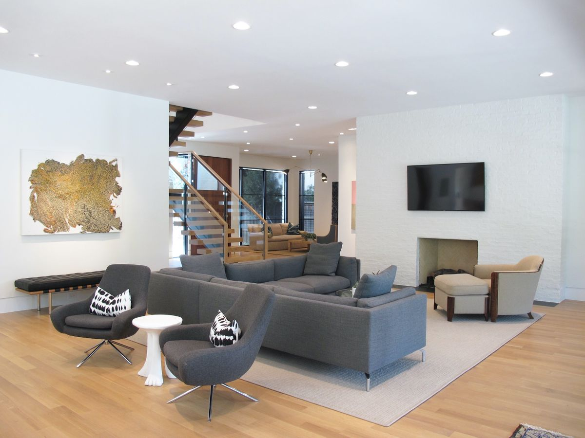 Bluffview Contemporary Modern Home Photo Video Shoot Location Dallas 01.jpg
