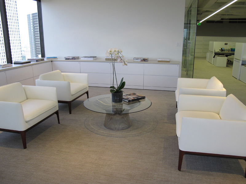 Akard Highrise Office Lobby Photo Video Shoot Location