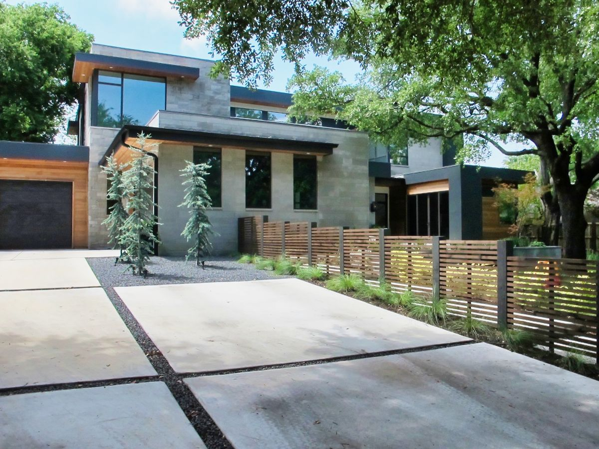 Denver Contemporary Modern Home Photo Video Shoot Location Dallas